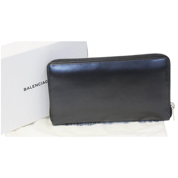 Balenciaga Leather Wallet - front view