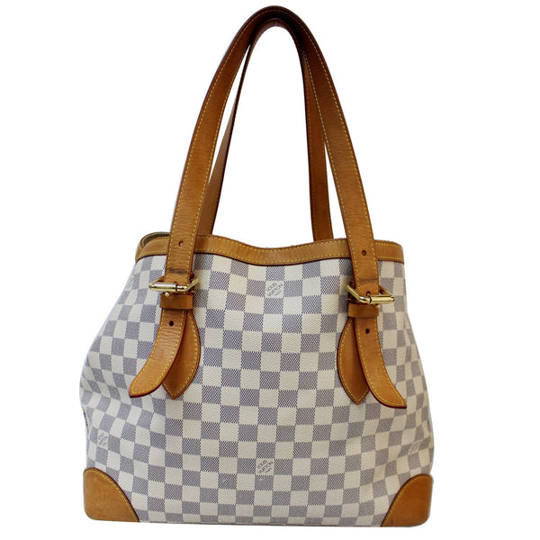 Louis Vuitton Hampstead PM Shoulder Bag front  view