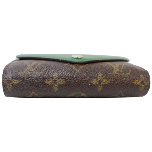 LV Marie-Lou Epi Monogram Canvas Clutch