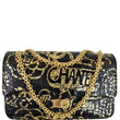 Chanel Reissue 2.55 Crocodile Embossed Graffiti Bag
