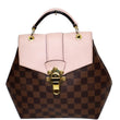 Louis Vuitton Clapton Damier Ebene Backpack Bag