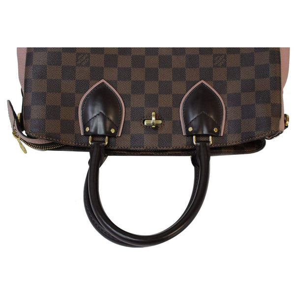 Louis Vuitton Normandy Leather Shoulder Handles Bag