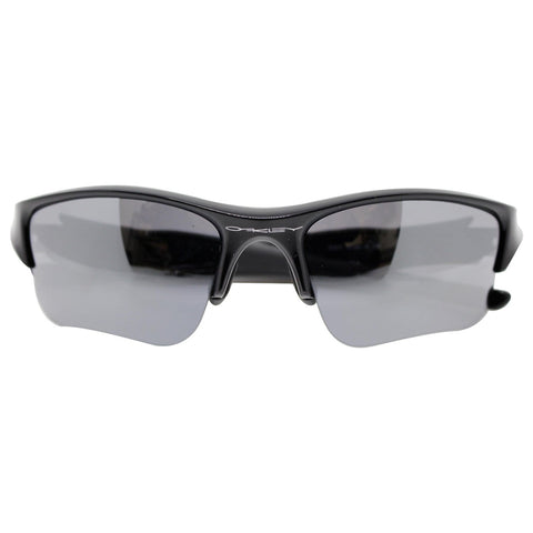 Oakley 03-915 Flak Jacket XLJ Sunglasses Black Iridium Lens