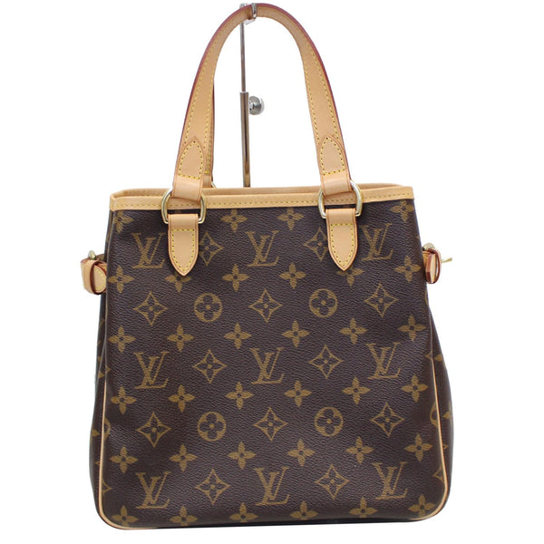 Full View lv Batignolles Vertical Monogram Canvas Bag
