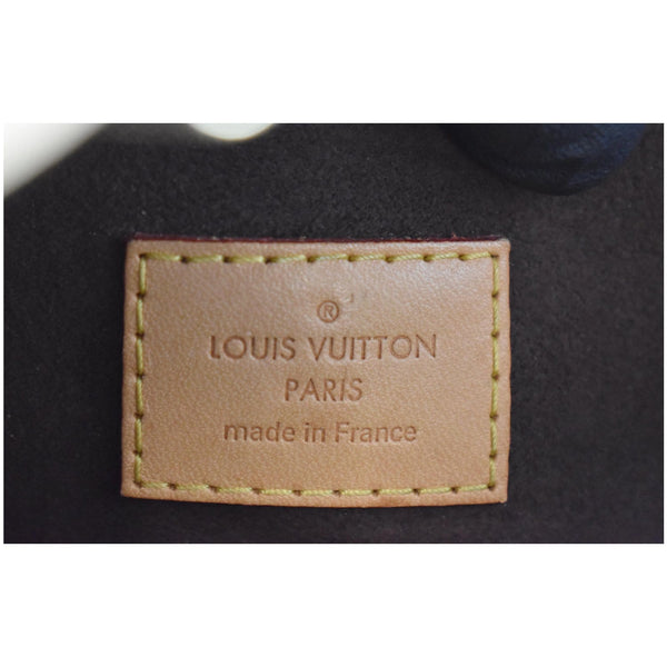 Louis Vuitton Metis Pochette Monogram Canvas Tote Bag - made in France