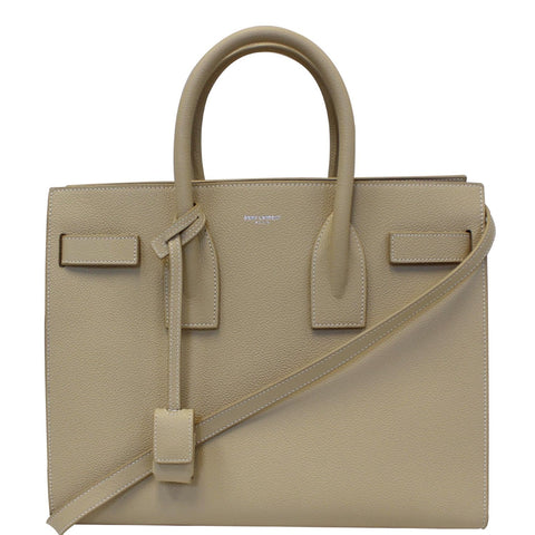 YVES SAINT LAURENT Sac De Jour Small Satchel Shoulder Bag