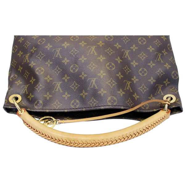 Louis Vuitton Artsy MM Monogram Shoulder Bag - Lv strap