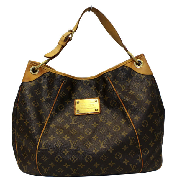 Louis Vuitton Galliera GM Monogram Canvas Shoulder Tote Bag