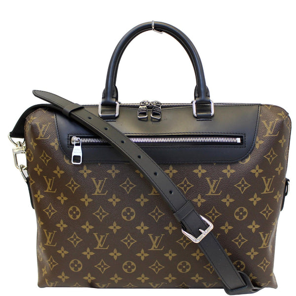 Louis Vuitton Porte-Documents Jour - Lv Monogram Briefcase Bag