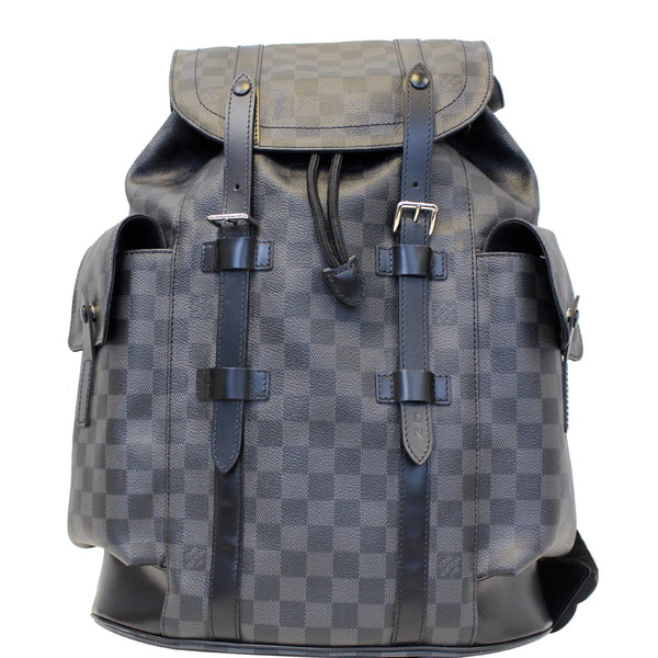 Louis Vuitton Christopher PM Damier Graphite Backpack