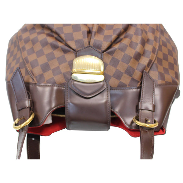 Louis Vuitton Sistina GM Damier Ebene  Handbag