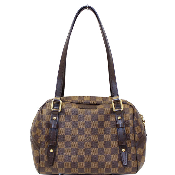 Louis Vuitton Damier - Rivington PM Ebene Shoulder Bag