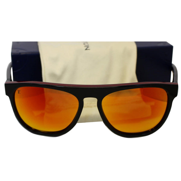 Louis Vuitton Oliver Sunglasses For Women Red
