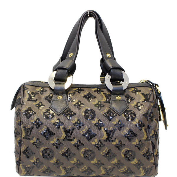 Louis Vuitton Speedy 30 Eclipse Sequin Monogram Canvas