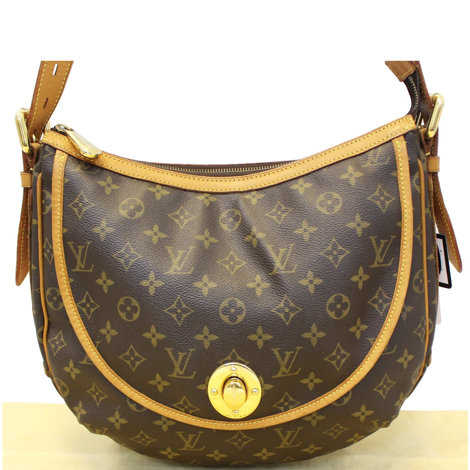 80bbfdba7ea0 LOUIS VUITTON Tulum GM Monogram Canvas Shoulder Bag-US
