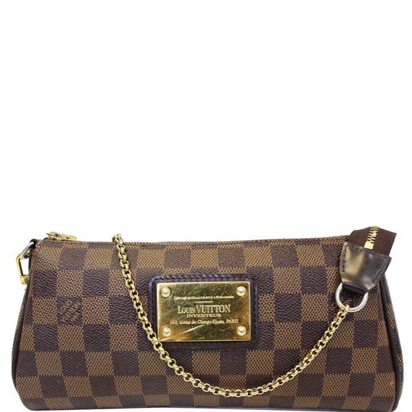 Louis Vuitton Eva Pochette - Lv Eva Clutch Damier Bag