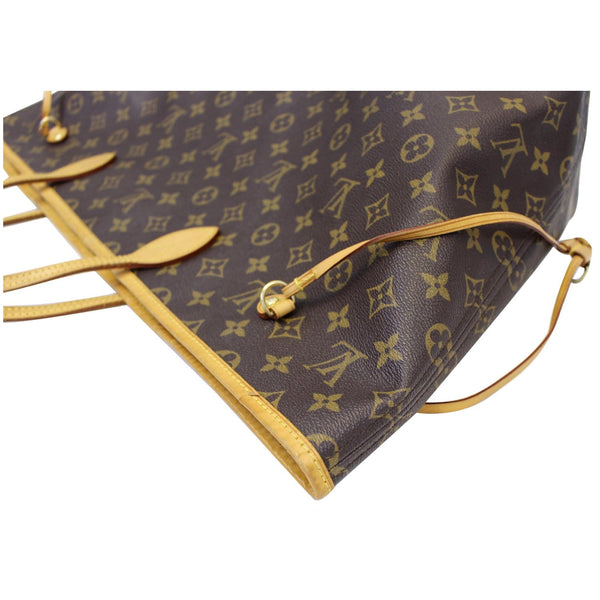 Louis Vuitton Neverfull GM Monogram  Shoulder Bag - corner
