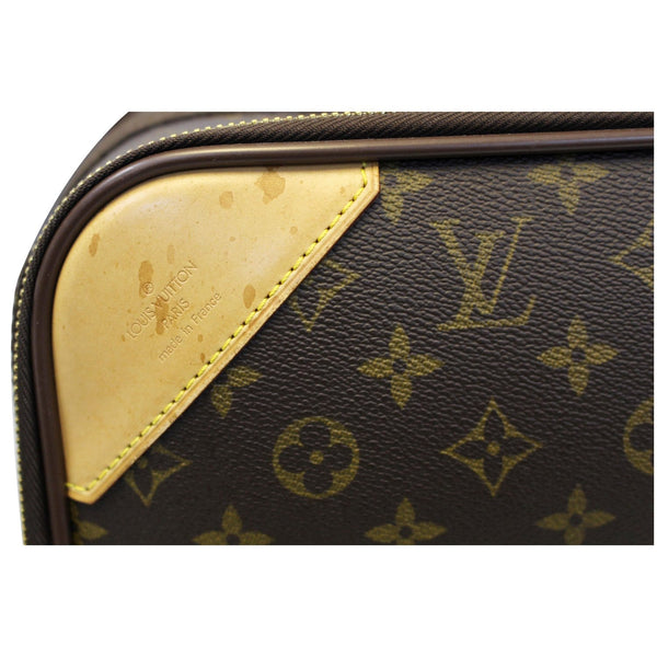 Elegant LV Pegase 55 Monogram Canvas Travel Bag