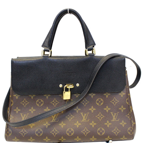 LOUIS VUITTON Venus Monogram Canvas 2way Shoulder Handbag Brown - 20% OFF