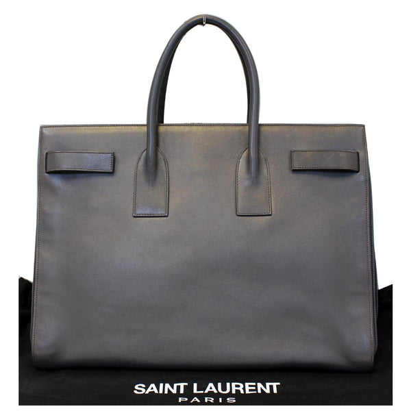 Yves Saint Laurent Sac de Jour Satchel Bag - front view