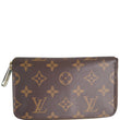 Louis Vuitton Monogram Zippy Canvas Organizer Wallet