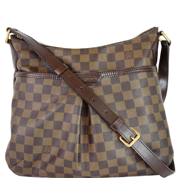 Louis Vuitton Bloomsbury PM Damier Ebene Bag Women