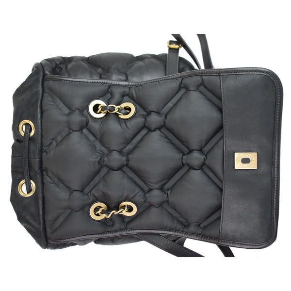 Chanel Chesterfield Quilted Calfskin Shoulder women bag