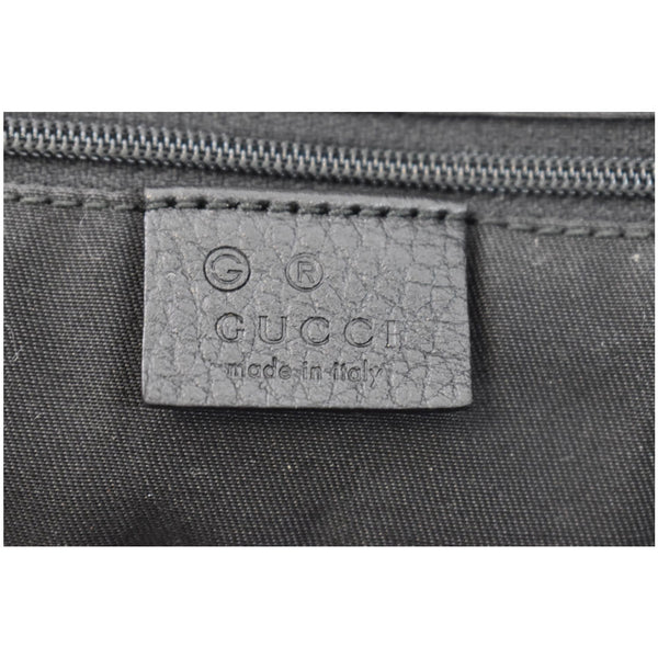 Gucci Abbey Pocket Medium GG Denim bag - Italy