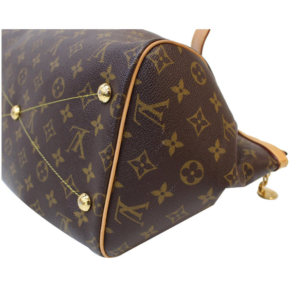 Louis Vuitton Tivoli GM Monogram Canvas Bag Width 17.5