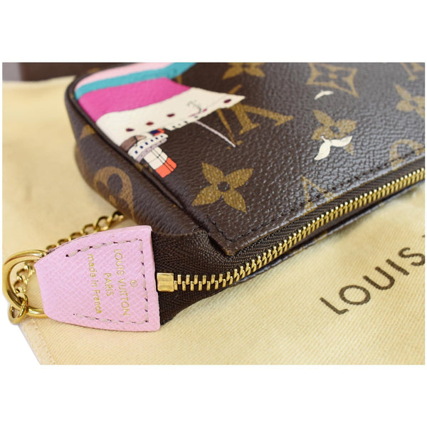 Louis Vuitton Animation Pochette Pouch made in France