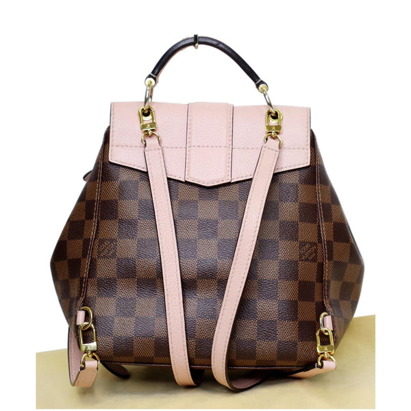 Louis Vuitton Clapton Damier Ebene Bag
