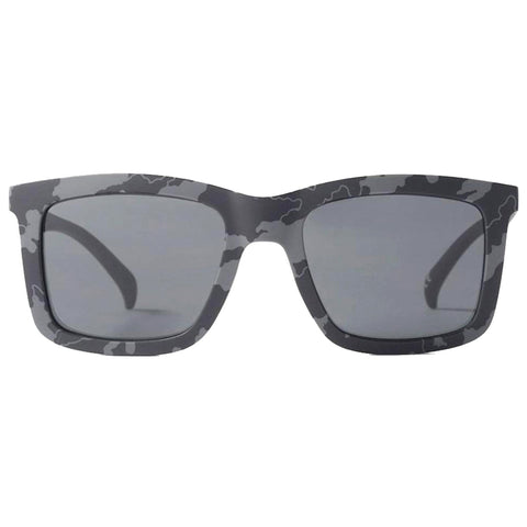 ADIDAS AOR015 BI4769 143.070 Square Men Sunglasses Grey Lens