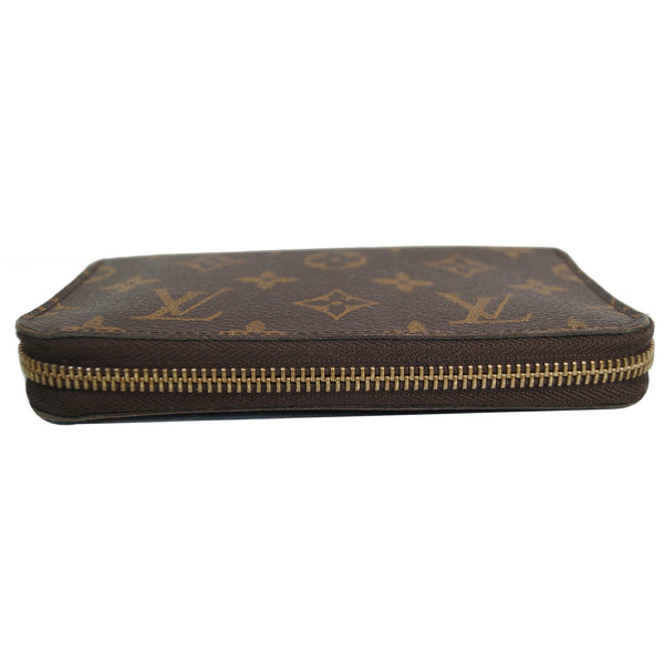 Louis Vuitton Monogram Zippy Canvas Organizer Wallet for women