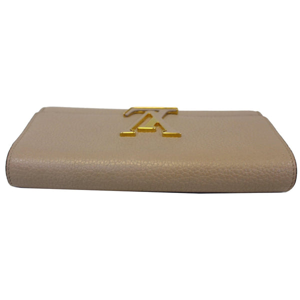 Louis Vuitton Capucines Wallet - sideview
