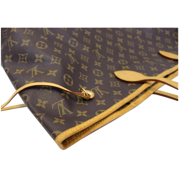 Louis Vuitton Neverfull GM Monogram Tote Shoulder Bag - lv strap