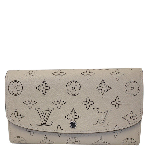 Louis Vuitton Iris - Louis Vuitton Mahina Wallet - Lv Wallet Ivory