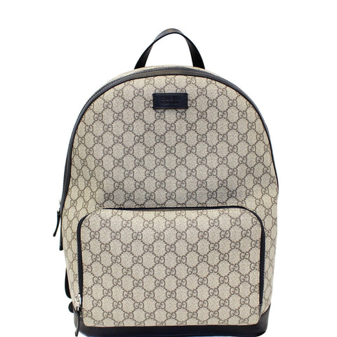 GUCCI GG Monogram Supreme Backpack Bag