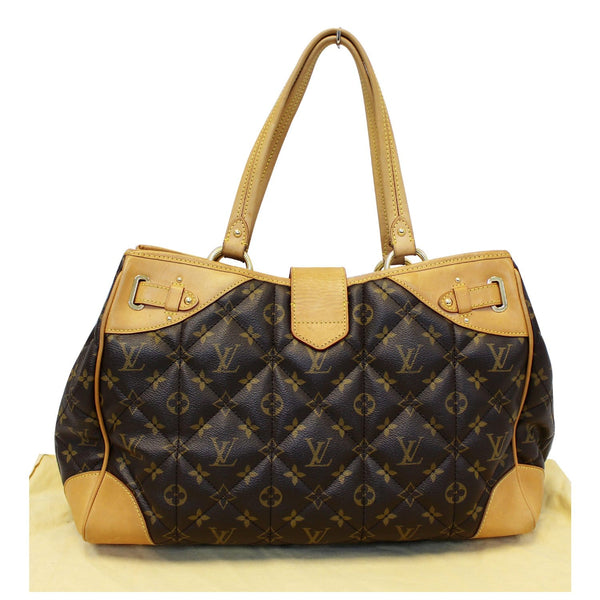 LOUIS VUITTON Etoile Shopper Monogram Canvas Shoulder Bag-US