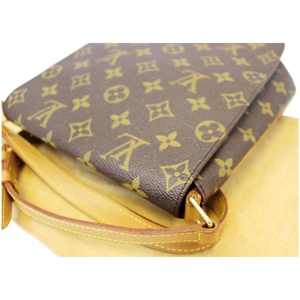 LOUIS VUITTON Musette Salsa Monogram Canvas Shoulder Bag-US