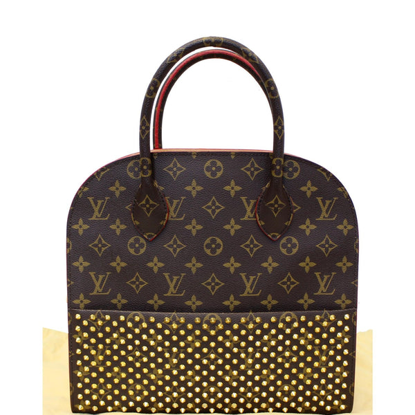 Louis Vuitton Christian Louboutin - Lv Monogram Bag - front view
