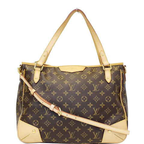 LOUIS VUITTON Estrela MM Monogram Canvas Shoulder Bag