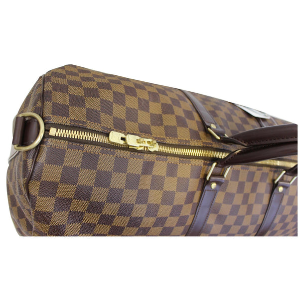 Louis Vuitton Keepall - Lv Damier Ebene Travel Bag - 100% autentic