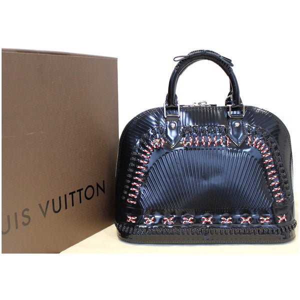 Louis Vuitton Alma PM Samourai Epi Leather Bag - Box