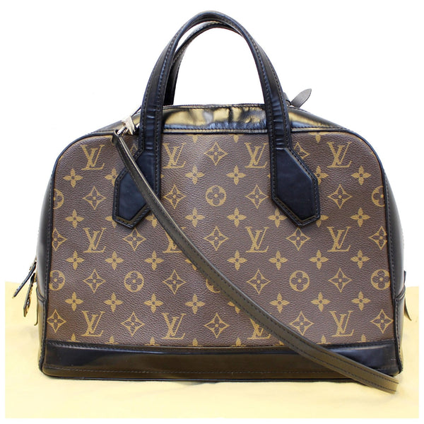 Louis Vuitton Dora MM - Lv Monogram Shoulder Handbag - lv strap