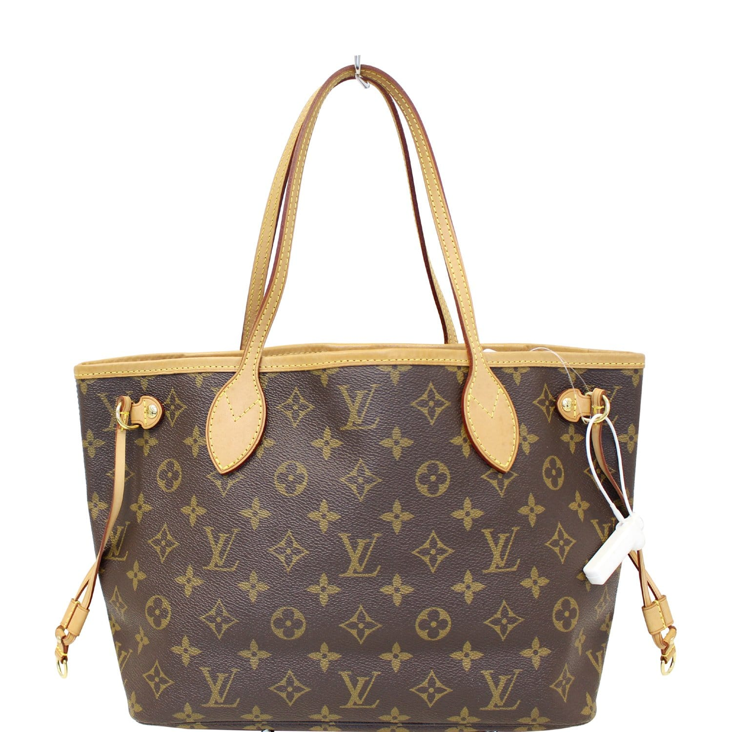 7e74160e5 LOUIS VUITTON Neverfull PM Monogram Canvas Tote Bag-US