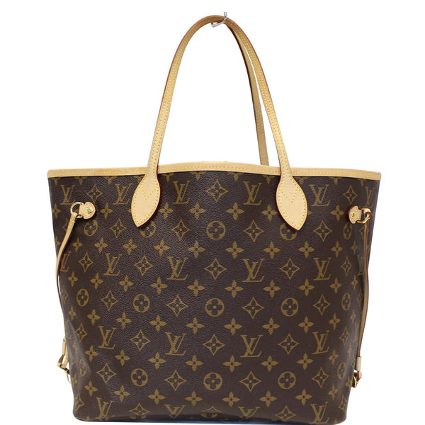 Louis Vuitton Neverfull MM Monogram Canvas Tote Bag