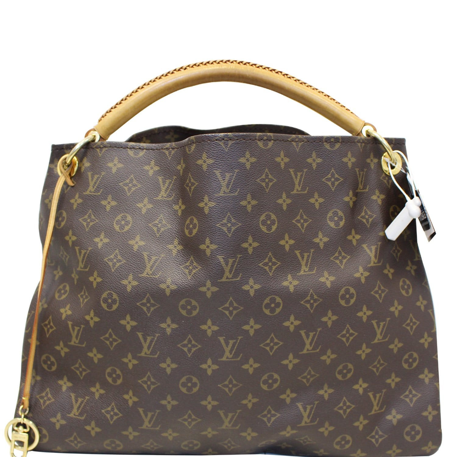 c289b0ebb13f LOUIS VUITTON Artsy GM Monogram Canvas Hobo Shoulder Bag-US