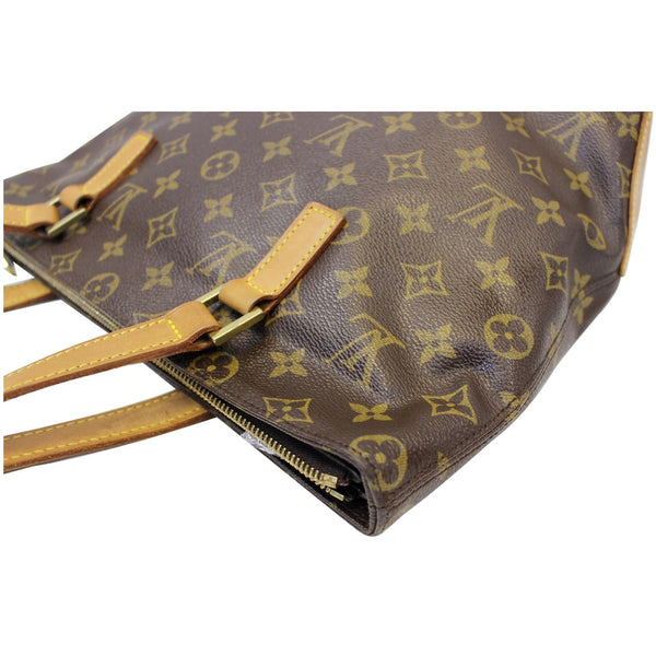 Louis Vuitton Cabas Piano - Lv Monogram Shoulder Bag - corner