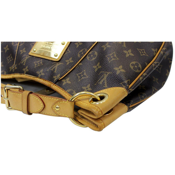 Louis Vuitton Galliera PM Shoulder Handbag - right side view