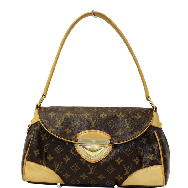 Louis Vuitton Beverly MM - Lv Monogram Shoulder Bag